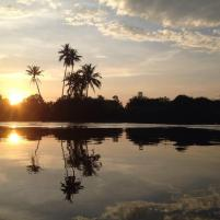 Rivière de Chi Phat (Cambodge)- Pauline (2)