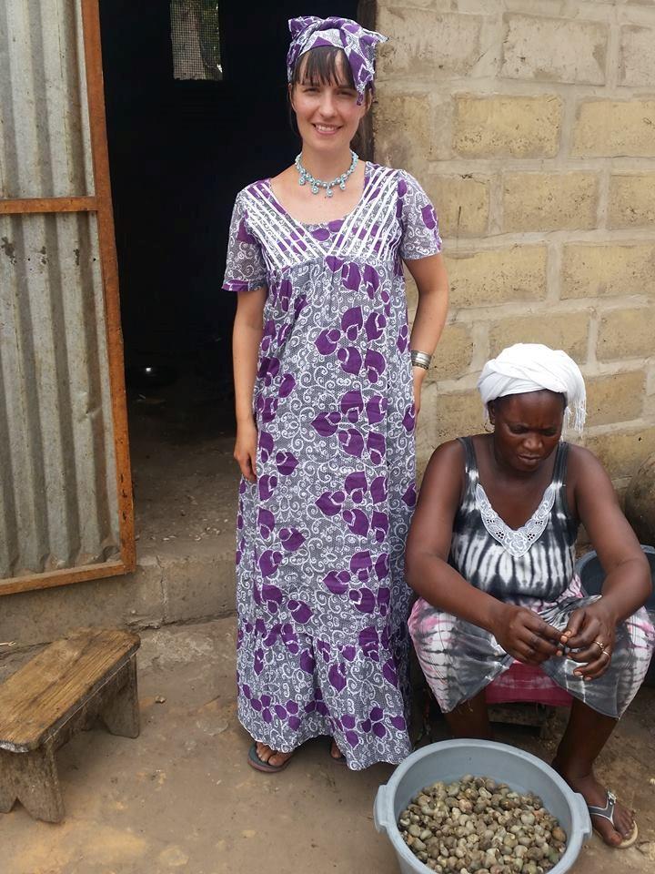 Stage Pauline Sénégal