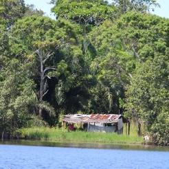Congo camp de pêche